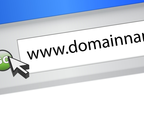 your domain name matters